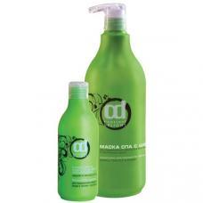 Маска для обертывания ламинирования для сухих и ослабленных волос